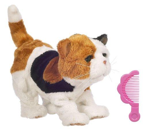 ファーリアルフレンズ ぬいぐるみ 動く 鳴く お世話 【送料無料】FurReal Newborn Calico Kittenファーリアルフレンズ ぬいぐるみ 動く 鳴く お世話