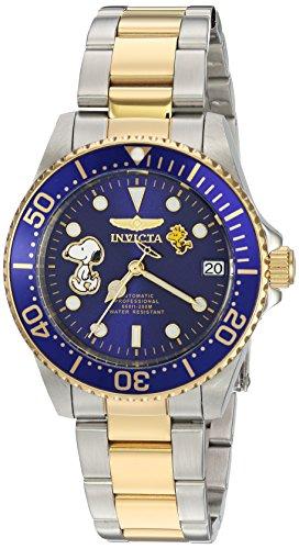 インヴィクタ インビクタ 腕時計 レディース 【送料無料】Invicta Women's Character Collection Automatic-self-Wind Watch with Stainless-Steel Strap, Two Tone, 18 (Model: 24794)インヴィクタ インビクタ 腕時計 レディース