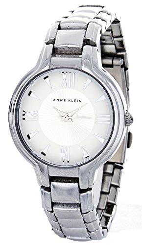 アンクライン 腕時計 レディース Anne Klein Women's Silver Dial Bracelet Quartz Watch AK/1743SVSVアンクライン 腕時計 レディース