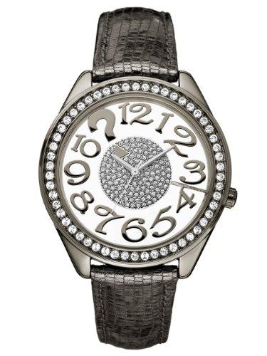 ゲス GUESS 腕時計 レディース Guess U10636L1 Iconic See-Thru Ladies Watchゲス GUESS 腕時計 レディース