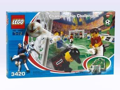 レゴ 【送料無料】Lego Soccer #3420レゴ