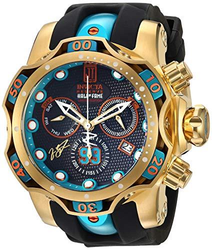 インヴィクタ インビクタ 腕時計 メンズ 【送料無料】Invicta Men's JT Stainless Steel Quartz Watch with Silicone Strap, Two Tone, 24.3 (Model: 25306)インヴィクタ インビクタ 腕時計 メンズ
