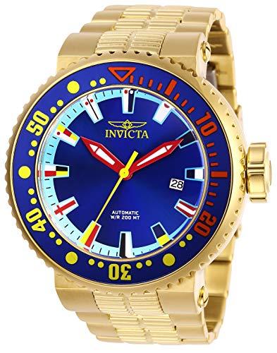 インヴィクタ インビクタ プロダイバー 腕時計 メンズ 【送料無料】Invicta Automatic Watch (Model: 27665)インヴィクタ インビクタ プロダイバー 腕時計 メンズ