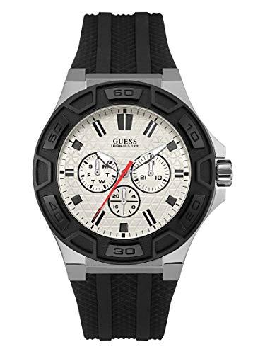 腕時計 ゲス GUESS メンズ 【送料無料】GUESS Factory Men's Black Multifunction Watch腕時計 ゲス GUESS メンズ