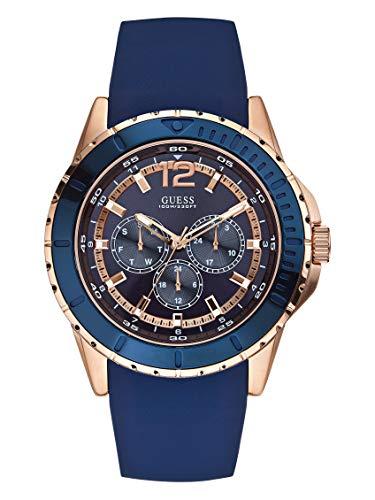 """ゲス GUESS 腕時計 メンズ 【送料無料】GUESS Factory Men""""s Blue-Tone Sport Watchゲス GUESS 腕時計 メンズ"""