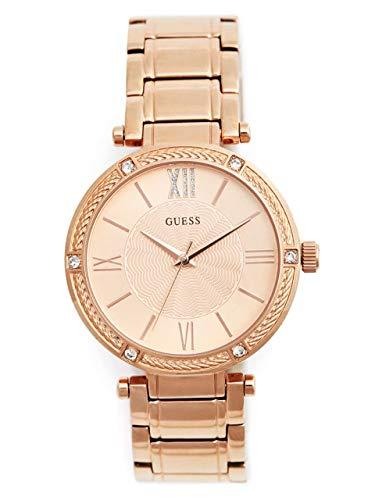ゲス GUESS 腕時計 レディース GUESS Factory Women's Rose Gold-Tone Analog Watchゲス GUESS 腕時計 レディース