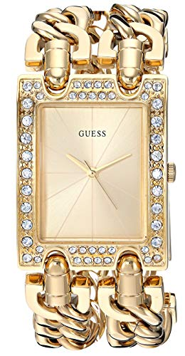 【楽天スーパーセール】 腕時計 Multi-Chain ゲス GUESS レディース【送料無料】GUESS Gold-Tone Crystal Gold-Tone Multi-Chain (Model: Bracelet Watch with Self-Adjustable Links. Color: Gold-Tone (Model: U1121L2)腕時計 ゲス GUESS レディース, ARC Tokyo-Bay:91b41b83 --- delipanzapatoca.com
