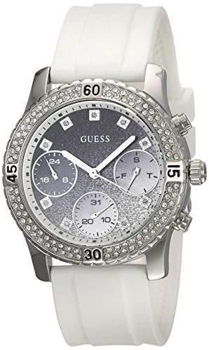 ゲス GUESS 腕時計 レディース Guess Watches Women's Silver Watch W1098l1ゲス GUESS 腕時計 レディース