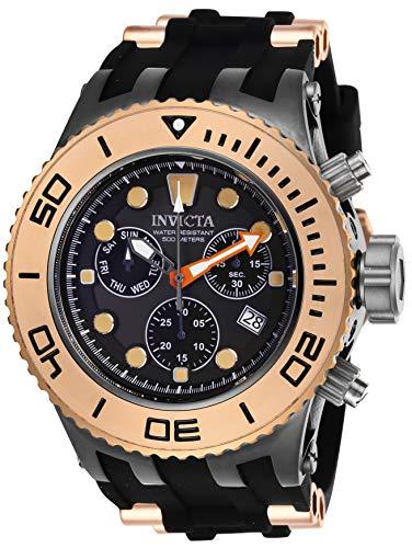 インヴィクタ インビクタ サブアクア 腕時計 メンズ Invicta Men's Subaqua Stainless Steel Quartz Watch with Silicone Strap, Black, 31 (Model: 27659)インヴィクタ インビクタ サブアクア 腕時計 メンズ