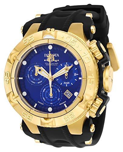 インヴィクタ インビクタ サブアクア 腕時計 メンズ Invicta Men's Subaqua Stainless Steel Quartz Watch with Silicone Strap, Black, 29 (Model: 25353)インヴィクタ インビクタ サブアクア 腕時計 メンズ