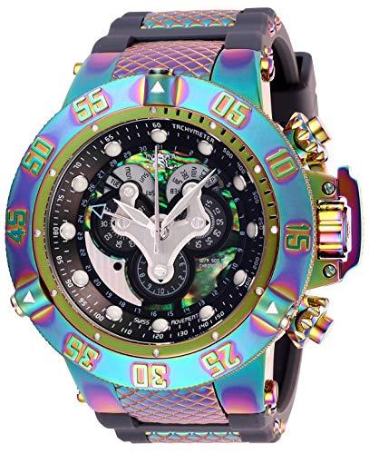 インヴィクタ インビクタ サブアクア 腕時計 メンズ Invicta Men's Subaqua Stainless Steel Quartz Watch with Silicone Strap, Grey, 32.2 (Model: 27316インヴィクタ インビクタ サブアクア 腕時計 メンズ