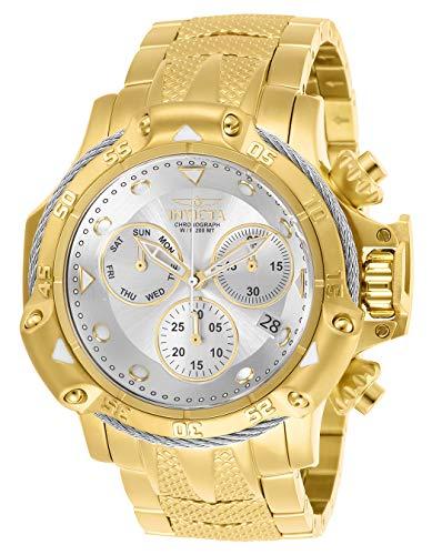 インヴィクタ インビクタ サブアクア 腕時計 メンズ 【送料無料】Invicta Men's Subaqua Quartz Watch with Stainless Steel Strap, Gold, 26 (Model: 26725)インヴィクタ インビクタ サブアクア 腕時計 メンズ
