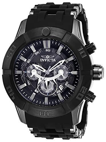 Black メンズ インビクタ Analog 【送料無料】Invicta Black 26749 インヴィクタ Quartz Panther 腕時計 インヴィクタ
