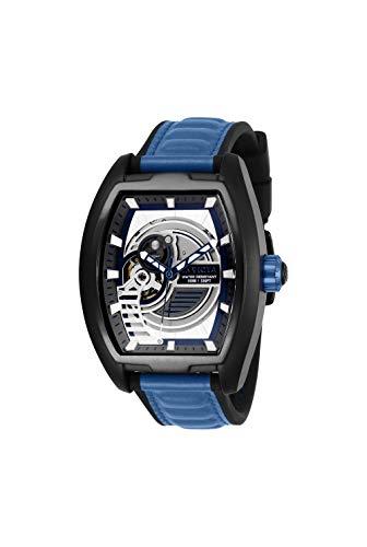 インヴィクタ インビクタ 腕時計 メンズ Invicta S1 Rally Automatic White and Blue Dial Men's Watch 26890インヴィクタ インビクタ 腕時計 メンズ