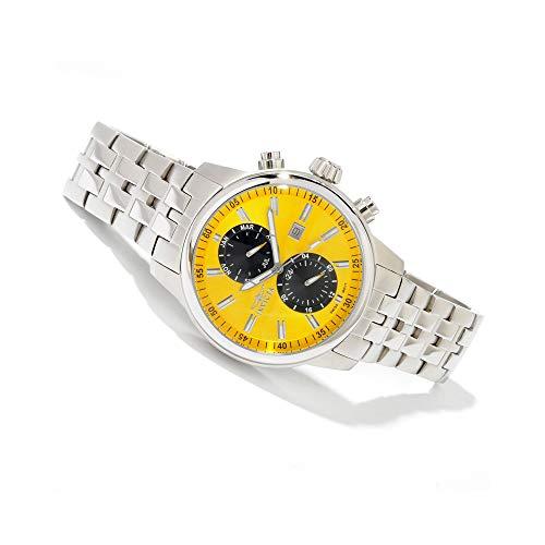 インヴィクタ インビクタ 腕時計 メンズ 【送料無料】Invicta Men's Specialty Quartz Watch with Stainless Steel Strap, Silver, 19.9 (Model: 0249)インヴィクタ インビクタ 腕時計 メンズ