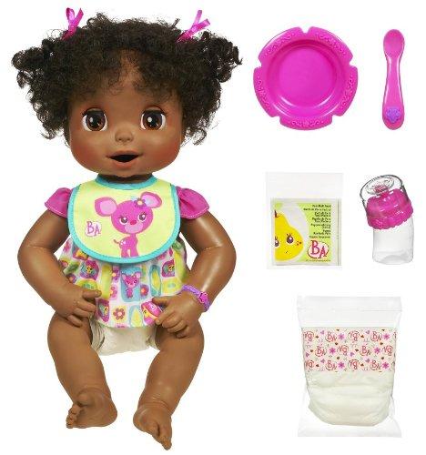おままごと 赤ちゃん Alive ベビーアライブ 19259 Dollベビーアライブ American 19259 赤ちゃん Baby ベビー人形 おままごと African ベビー人形