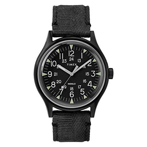 タイメックス 腕時計 メンズ Timex Men's MK1 Steel 3-Hand Black One Sizeタイメックス 腕時計 メンズ