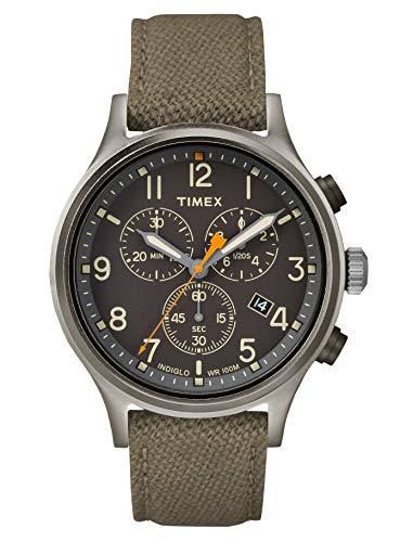 タイメックス 腕時計 メンズ Timex - Chronograph TW2R47200, Alliedタイメックス 腕時計 メンズ