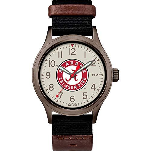腕時計 タイメックス メンズ 【送料無料】Timex Alabama Crimson Tide Tribute Collection Watch TW ZUALAMB YZ腕時計 タイメックス メンズ