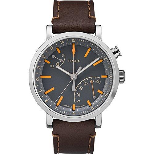 タイメックス 腕時計 メンズ 【送料無料】Timex Style Elevated Classic Technology Cream/Brown One Sizeタイメックス 腕時計 メンズ