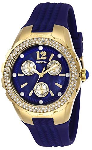インヴィクタ インビクタ 腕時計 レディース Invicta Angel Crystal Blue Dial Ladies Watch 29087インヴィクタ インビクタ 腕時計 レディース