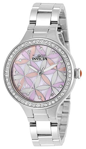 インヴィクタ インビクタ 腕時計 レディース Invicta Women's 28823 Wildflower Quartz 3 Hand White Dial Watchインヴィクタ インビクタ 腕時計 レディース