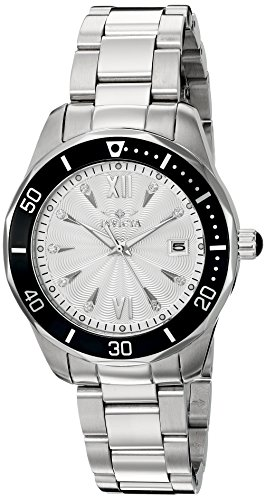 インヴィクタ インビクタ 腕時計 レディース Invicta Women's 'Pro Diver' Quartz Stainless Steel Casual Watch (Model: 21907)インヴィクタ インビクタ 腕時計 レディース