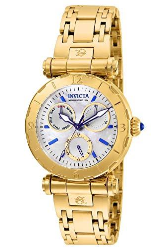 インヴィクタ インビクタ 腕時計 レディース 【送料無料】Invicta Women's Subaqua Quartz Watch with Stainless-Steel Strap, Gold, 19 (Model: 24428)インヴィクタ インビクタ 腕時計 レディース