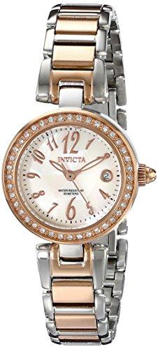 インヴィクタ インビクタ 腕時計 レディース Invicta Women's 13613 Angel Analog Display Swiss Quartz Two Tone Watchインヴィクタ インビクタ 腕時計 レディース