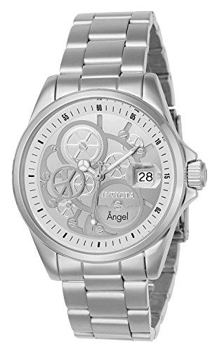 インヴィクタ インビクタ 腕時計 レディース 【送料無料】Invicta Women's Angel Quartz Watch with Stainless-Steel Strap, Silver, 20 (Model: 23567)インヴィクタ インビクタ 腕時計 レディース