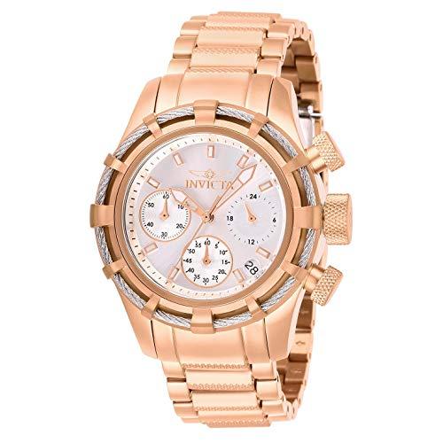 インヴィクタ インビクタ 腕時計 レディース 【送料無料】Invicta Bolt Chronograph Silver Dial Ladies Watch 27493インヴィクタ インビクタ 腕時計 レディース