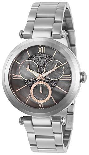 インヴィクタ インビクタ 腕時計 レディース 【送料無料】Invicta Women's Angel Quartz Stainless-Steel Strap, Silver, 18 Casual Watch (Model: 28940)インヴィクタ インビクタ 腕時計 レディース
