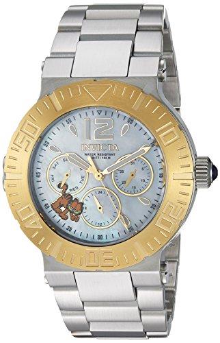 インヴィクタ インビクタ 腕時計 レディース 【送料無料】Invicta Women's Character Collection Quartz Watch with Stainless-Steel Strap, Silver, 24 (Model: 24870)インヴィクタ インビクタ 腕時計 レディース