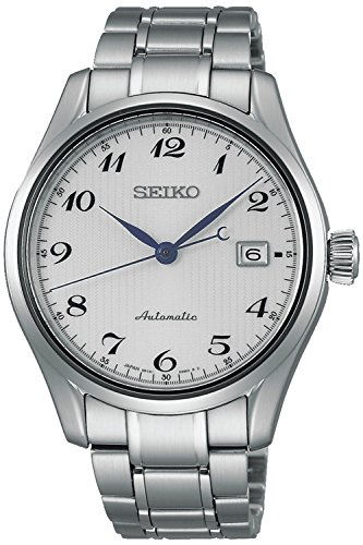セイコー 腕時計 メンズ Seiko presage Mens Analog Automatic Watch with Stainless Steel Bracelet SPB035J1セイコー 腕時計 メンズ