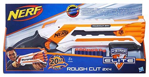 ナーフ エヌストライク アメリカ 直輸入 エリート Nerf N-Strike Elite Rough Cut 2X4 Blasterナーフ エヌストライク アメリカ 直輸入 エリート