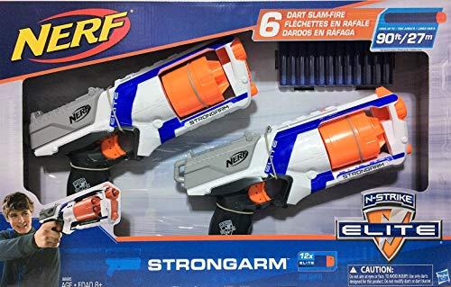 ナーフ エヌストライク アメリカ 直輸入 エリート Nerf N-Strike Elite - Strongarm - 2 pkナーフ エヌストライク アメリカ 直輸入 エリート