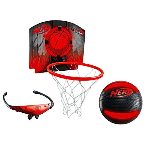 ナーフスポーツ アメリカ 直輸入 ナーフ スポーツ Firevision Mini Basketball Hoop Sport Nerfoop Indoor Pro Set Kid Wall Dunks Giftナーフスポーツ アメリカ 直輸入 ナーフ スポーツ