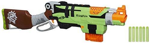 ナーフ ゾンビストライク アメリカ 直輸入 ソフトダーツ 【送料無料】Hasbro Nerf Zombie Strike SlingFireナーフ ゾンビストライク アメリカ 直輸入 ソフトダーツ