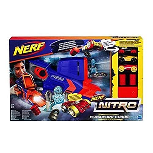 ナーフ ナイトロ アメリカ 直輸入 ミニカー Nerf Nitro FlashFury Chaosナーフ ナイトロ アメリカ 直輸入 ミニカー