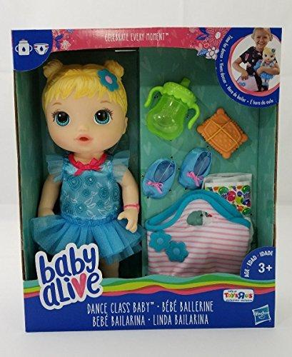 ベビーアライブ 赤ちゃん おままごと ベビー人形 Baby Alive Dance Class Baby Blonde Doll Toys R Us Exclusiveベビーアライブ 赤ちゃん おままごと ベビー人形