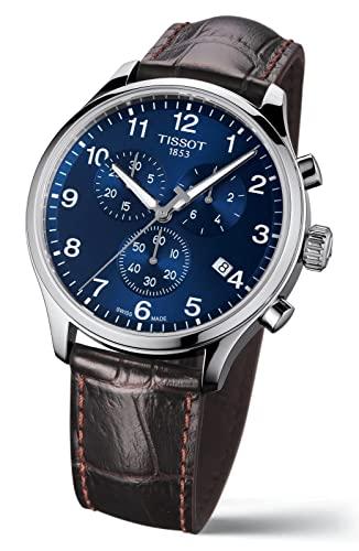 ティソ 腕時計 メンズ Tissot Men's Chrono XL Classic - T1166171604700 Blue One Sizeティソ 腕時計 メンズ
