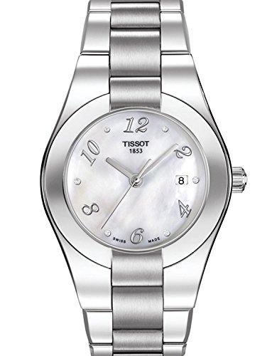 ティソ 腕時計 レディース 【送料無料】Tissot T043.210.11.117.02 T-Trend Glam Sport Women's Stainless Steel Watchティソ 腕時計 レディース