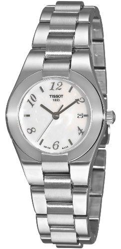 ティソ 腕時計 レディース Tissot Women's T0432101111700 T-Trend Glam Sport Mother-Of-Pearl Dial Watchティソ 腕時計 レディース