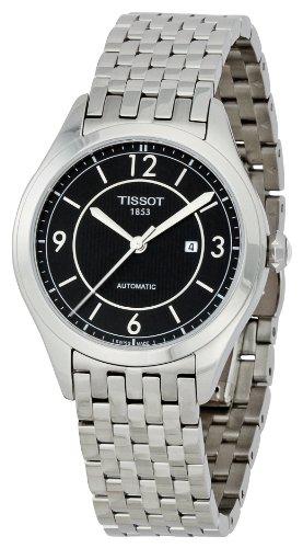 腕時計 ティソ レディース 送料無料 Tissot Women's T0382071105701 T-One Black Dial Watch腕時計 ティソ レディース ホワイトデー 当店おすすめ ピックアップ イベント&アイテム!
