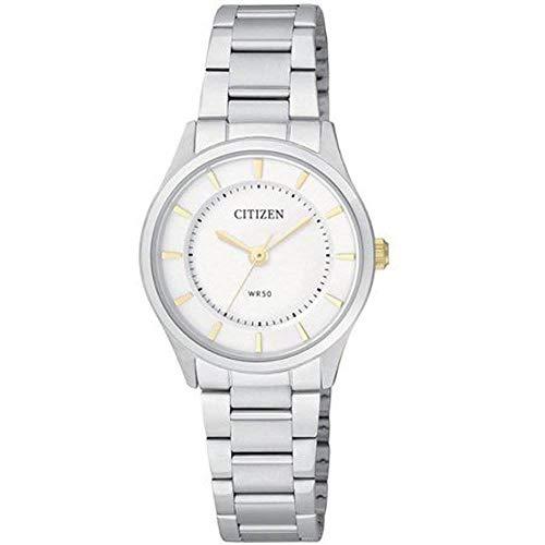 シチズン 逆輸入 海外モデル 海外限定 アメリカ直輸入 Citizen Quartz Silver Dial Ladies Watch ER0201-56Bシチズン 逆輸入 海外モデル 海外限定 アメリカ直輸入