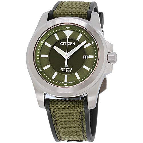 シチズン 逆輸入 海外モデル 海外限定 アメリカ直輸入 Men's Citizen Eco-Drive Promaster Tough Military Green Watch BN0211-09Xシチズン 逆輸入 海外モデル 海外限定 アメリカ直輸入