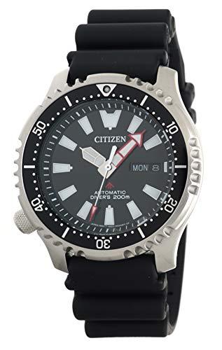 シチズン 逆輸入 海外モデル 海外限定 アメリカ直輸入 CITIZEN PROMASTER Fugo Limited Edition Automatic Diver's 200m Black NY0080-12Eシチズン 逆輸入 海外モデル 海外限定 アメリカ直輸入