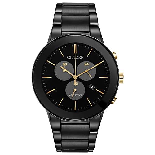 シチズン 逆輸入 海外モデル 海外限定 アメリカ直輸入 【送料無料】Citizen Axiom Black Dial Men's Watch AT2248-59Eシチズン 逆輸入 海外モデル 海外限定 アメリカ直輸入