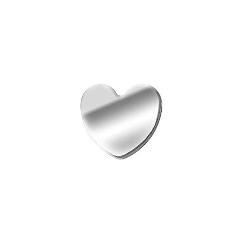 ボディキャンディー ボディピアス アメリカ 日本未発売 ウォレット Body Candy Solid Titanium Heart Dermal Topボディキャンディー ボディピアス アメリカ 日本未発売 ウォレット