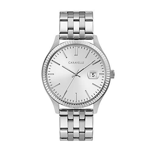 腕時計 by 【送料無料】Caravelle ブローバ メンズ (Model: Designed メンズ Dress Bulova Watch ブローバ 43B163)腕時計